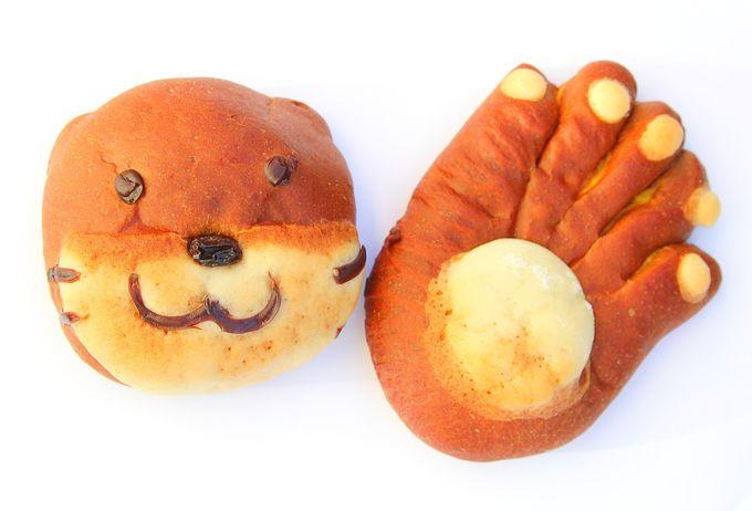 お土産にも最適!可愛すぎるパンたちにも注目