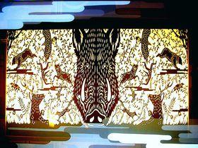 東京都神田「江戸東京あかり展」でアナログとデジタルの融合を体験