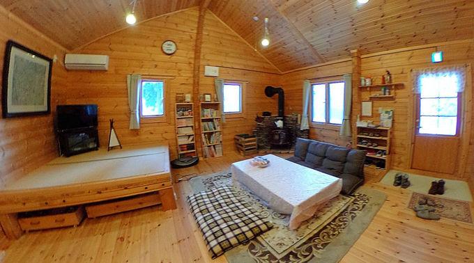 棚田の里のゲストハウス「サライ」に泊まろう