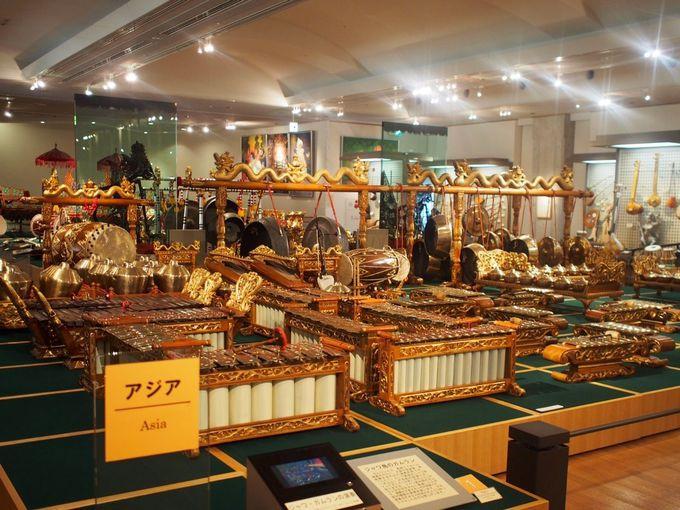 1.浜松市楽器博物館