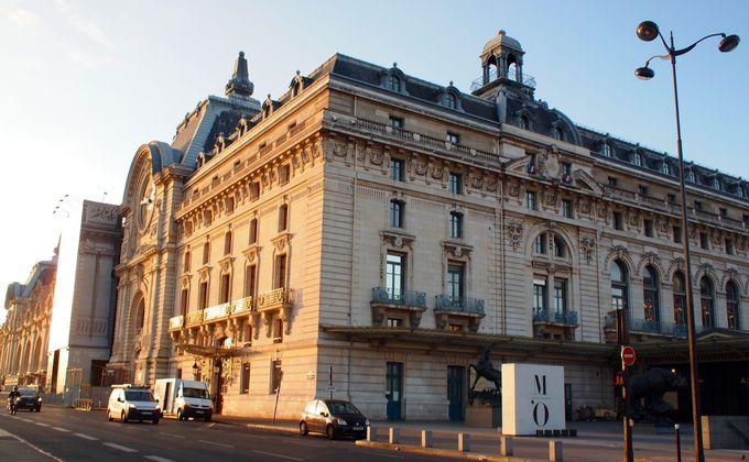 パリの必見スポット「オルセー美術館」