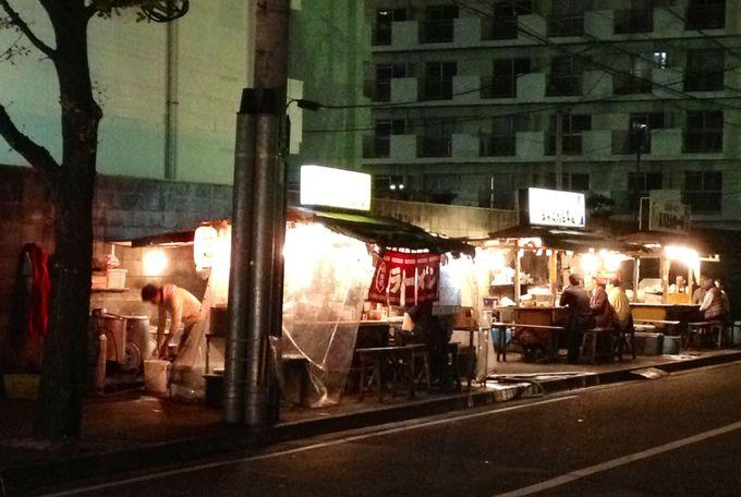 激ウマ「長浜ラーメン」を本場の屋台で味わいたい!