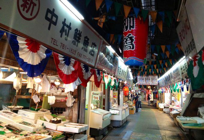 12.「柳橋連合市場」博多の台所