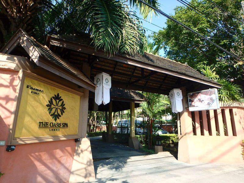 観光客も安心!チェンマイの街スパ&激安タイマッサージ店