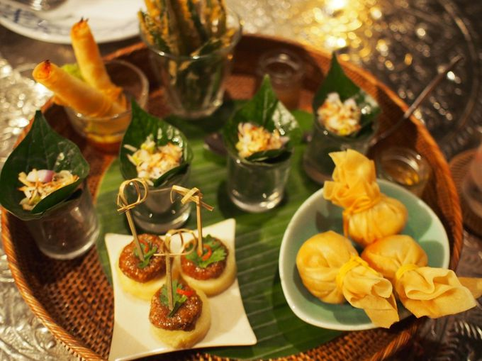 「ジンジャー&カフェ」ならではのタイ料理に舌鼓