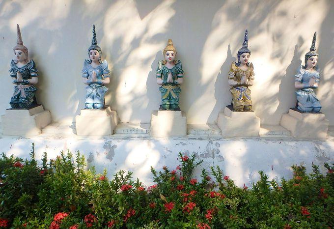世界でここだけ!可愛らしい仏像たち