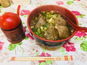 本当は教えたくない…台北松江市場「沈記牛肉麺」の心に染みる牛肉麺を探せ!