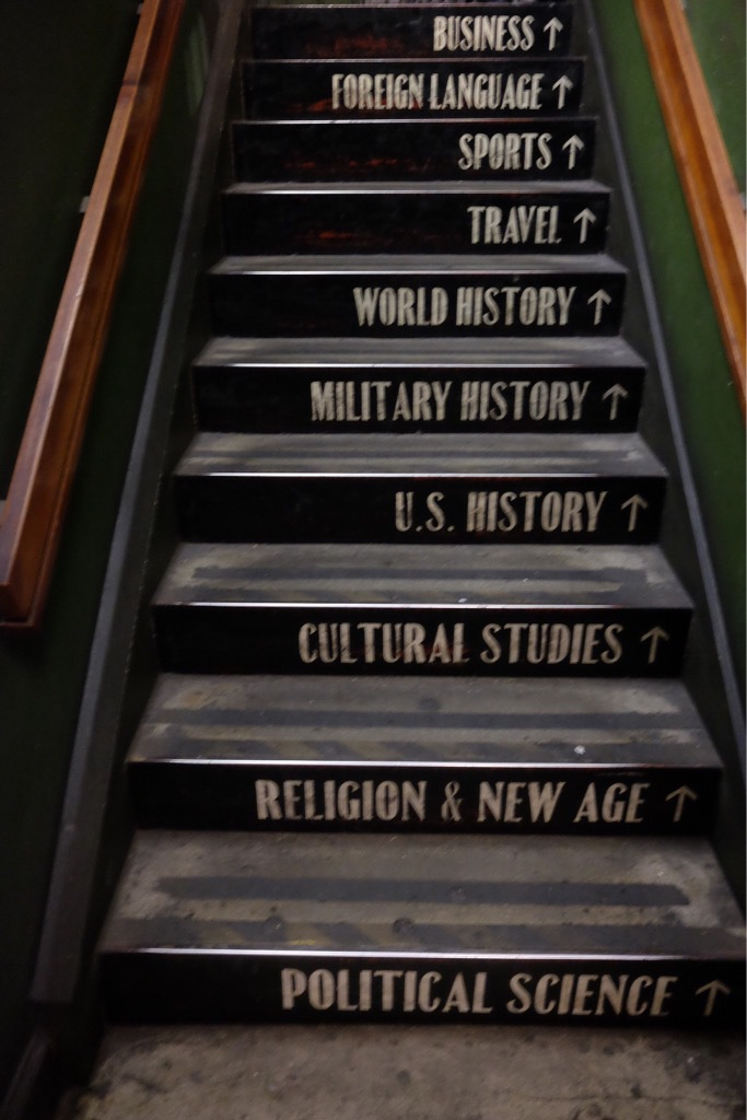 更にディープな上階へ