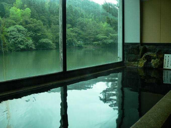 吹上温泉「湖畔の宿みどり荘」