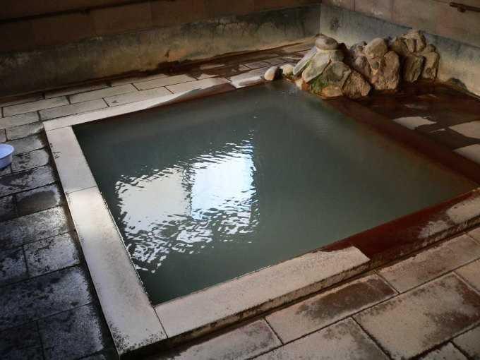 栗野岳温泉の登竜門?「桜湯」