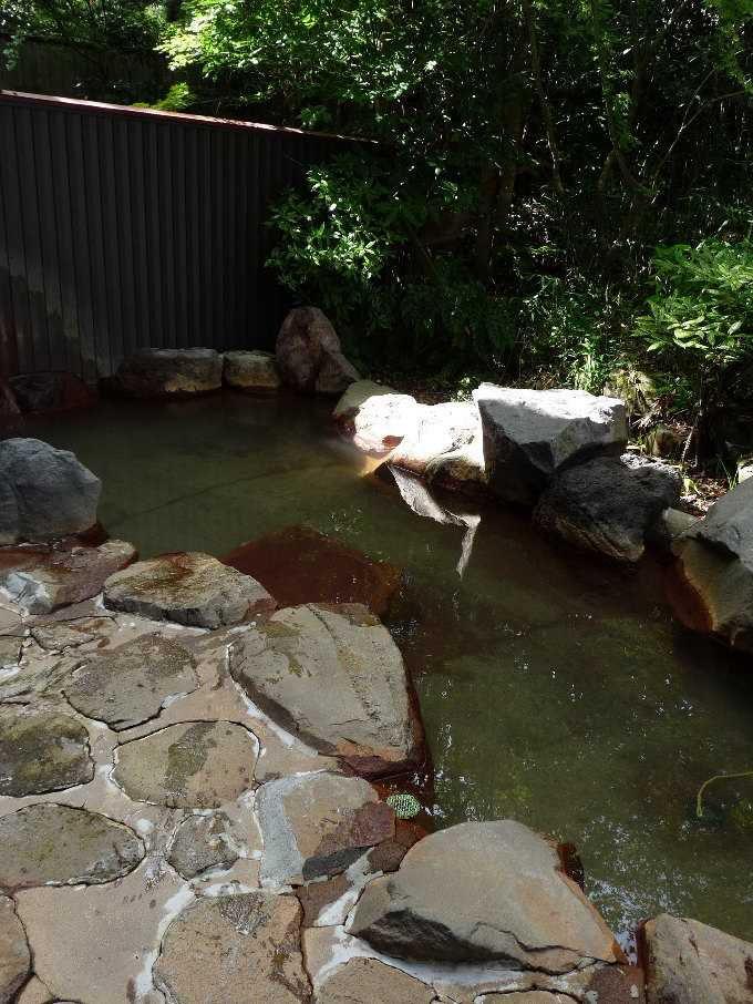 地元色の強い「白鳥温泉下湯」