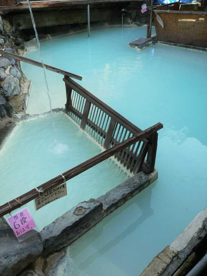 「新湯温泉」の醍醐味?混浴露天風呂
