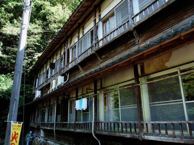 湯川内温泉「かじか荘」