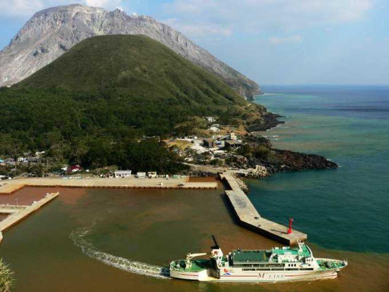 離島最大にして最強の露天風呂「硫黄島東温泉」