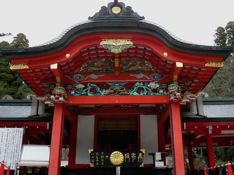 日本神話が息づくパワースポット「霧島神宮」