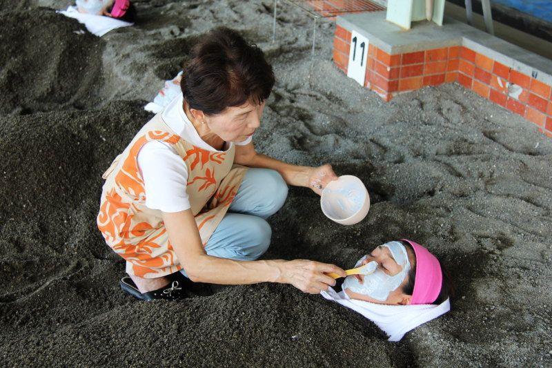 鹿児島観光で体験したいことの代表格!指宿「砂むし温泉」