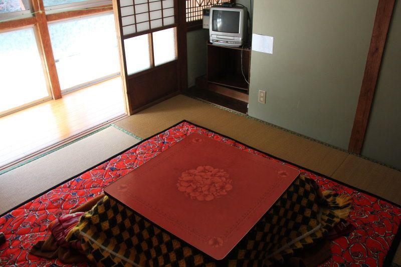 ノスタルジックな昭和湯治宿