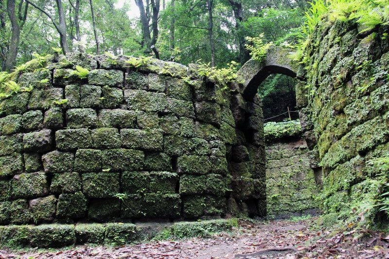 集成館事業を支えた燃料と動力(1)「寺山炭窯跡」