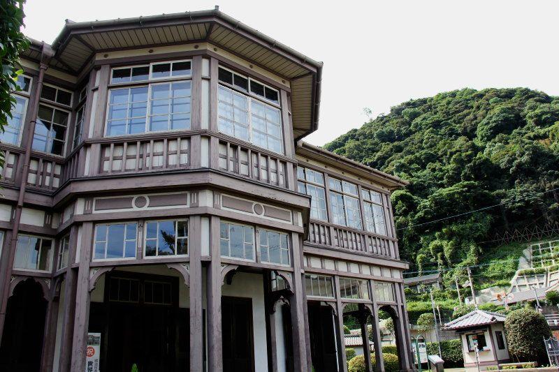木造洋風建築として学術的にも価値ある「旧鹿児島紡績所技師館」