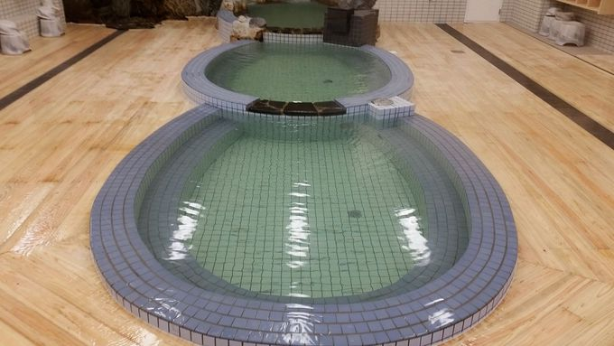 鹿児島市街地温泉一と呼ばれる泉質!