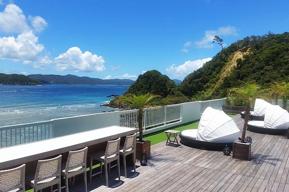 3.THE SCENE(ザ シーン)amami spa & resort