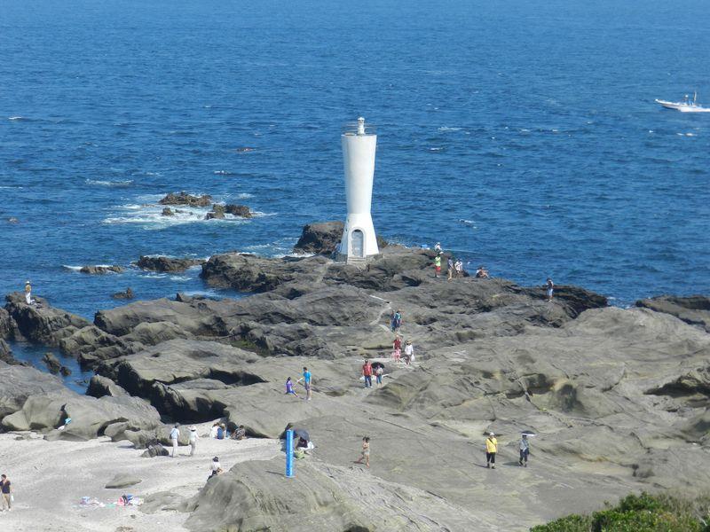 大海原を望む断崖絶壁の自然島、城ケ島(三浦市)を巡ろう