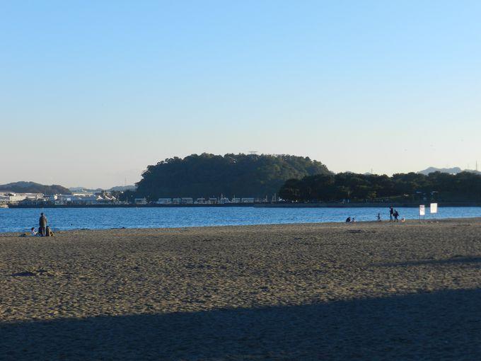 —海の公園— 散策がてら立ち寄りたいところもいっぱい