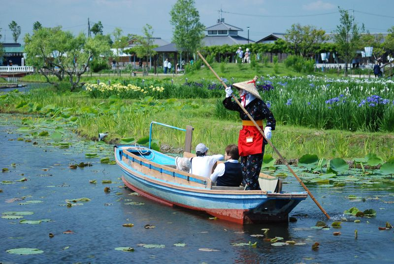 開放感あふれる水辺の里 香取市「与田浦」を散策しよう!