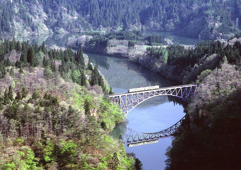 これぞ日本の原風景!福島県 JR只見線のビュースポットを巡る