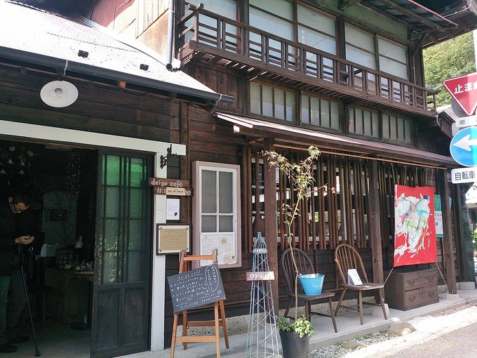 心温まる古民家カフェ「daigo cafe」