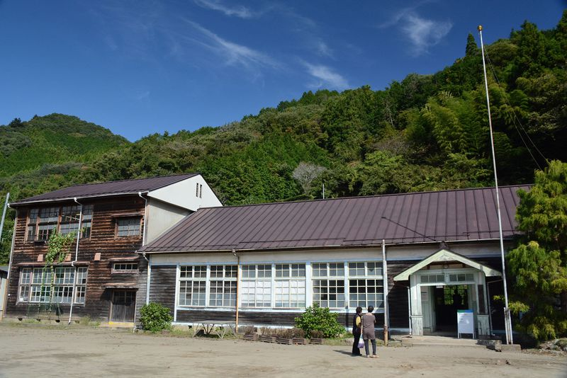 古き良き時代へタイムスリップ!茨城県大子町 レトロ建築ゆるり旅。