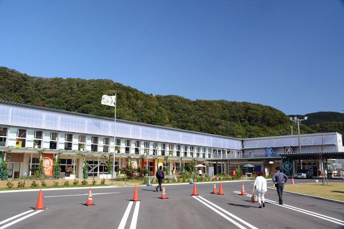 廃校の小学校を見事にリニューアル!「道の駅保田小学校」は楽しさが盛り沢山。