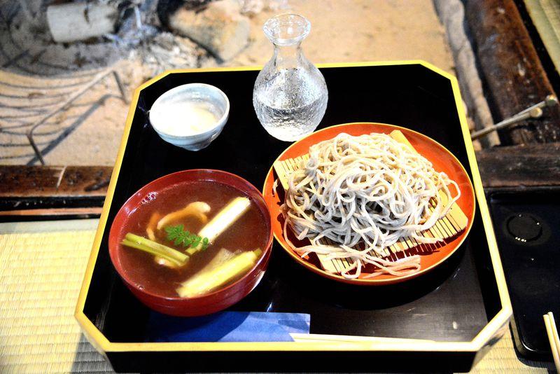 江戸時代のお屋敷で極上蕎麦を!奥能登の名店「そば切り仁」