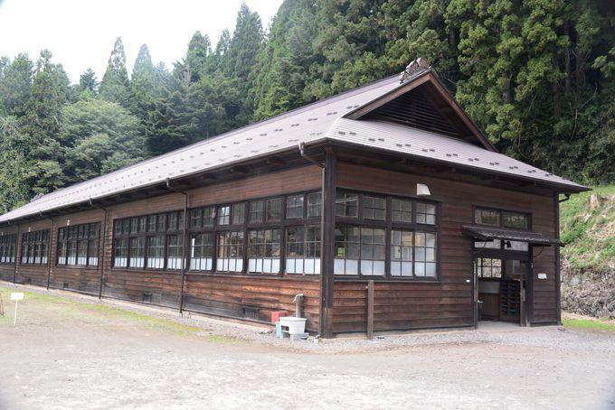 まだまだたくさんある!魅力的な木造校舎