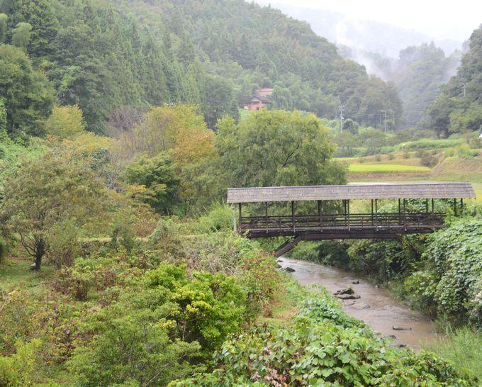 あのTVドラマ『坂の上の雲』に登場した「田丸橋」へ