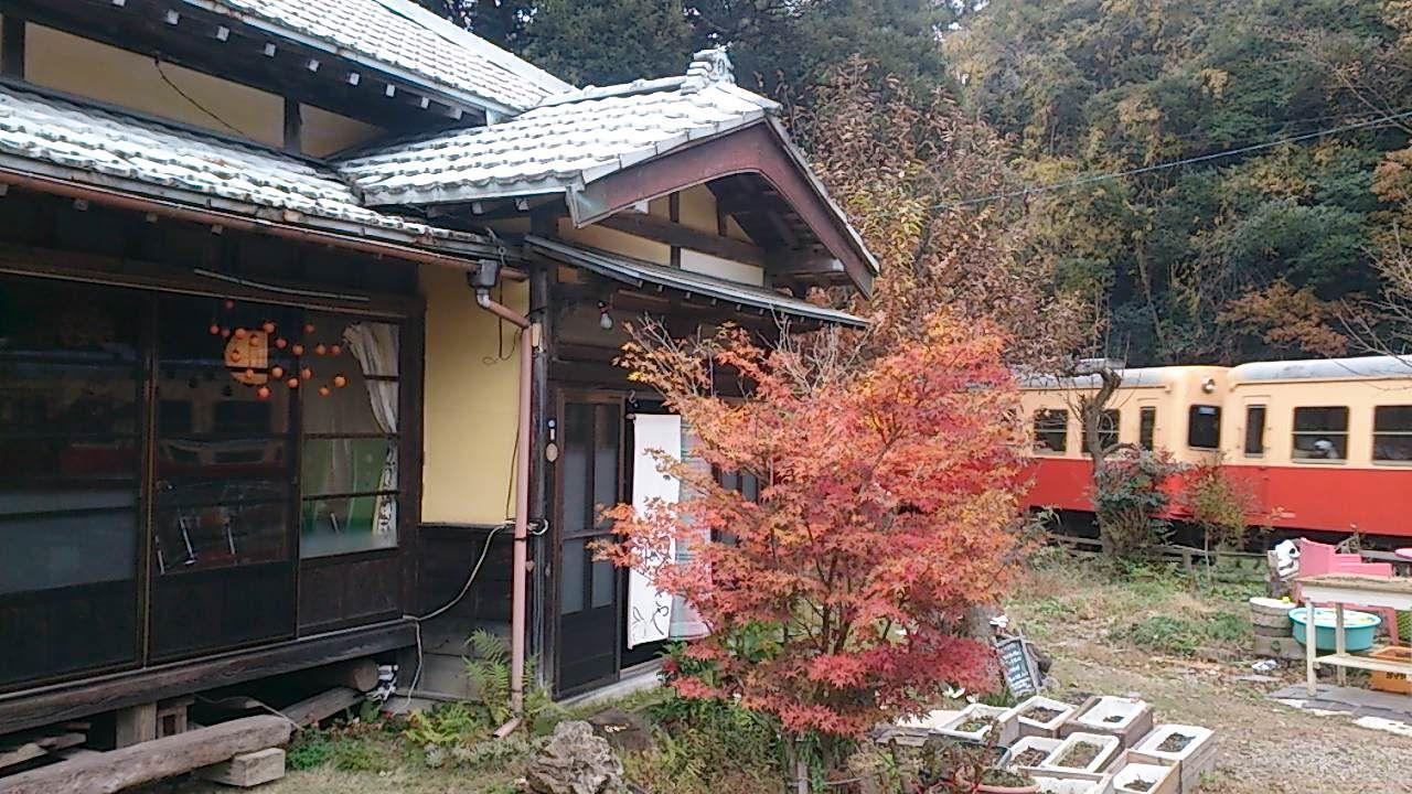 古民家カフェ「うさぎや」で里山エスニックを!