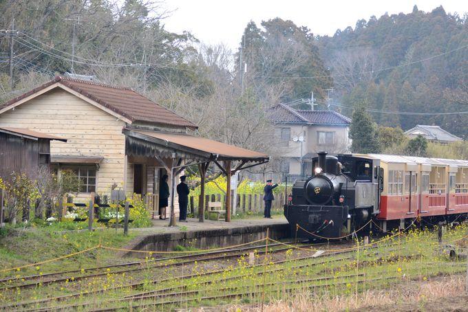 ここがチバニアンの最寄り、レトロな駅舎が魅力の月崎駅