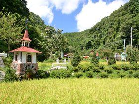 ここは里山の手作りテーマパーク!石川県能登町「ケロンの小さな村」