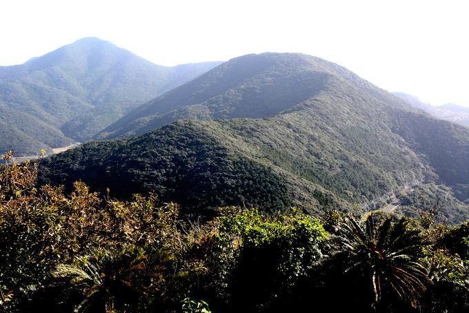 山登りのご褒美はパノラマの絶景!