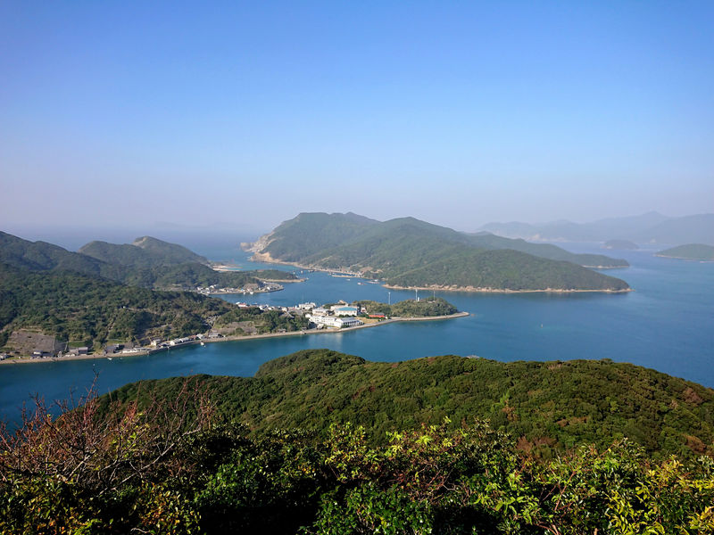 ぐるり360度の絶景スポット!五島列島福江島「御岳」に登ろう!