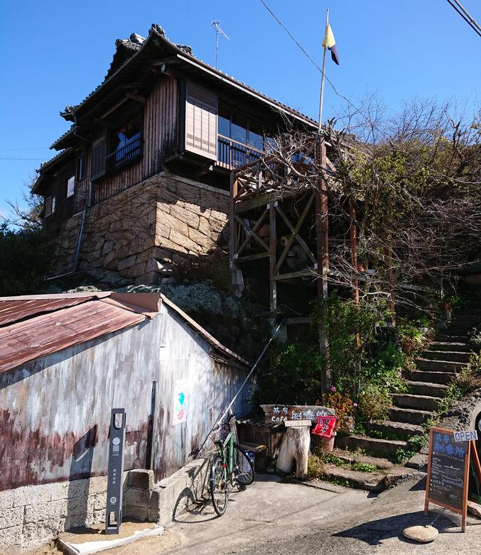 江戸時代からの「船番所」跡を活用したカフェで朝食を!