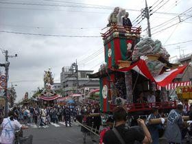 「久喜提燈祭り」は230余年の歴史!7台の山車が勢揃いする様は圧巻!