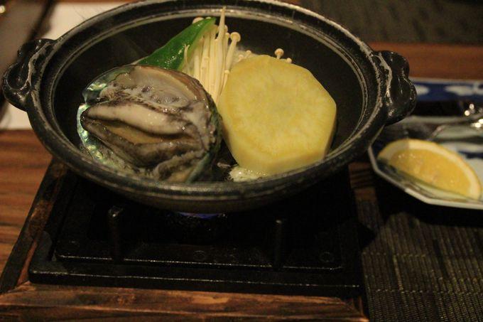 伊東温泉湯の庭の夕食は全て会席料理!ゆっくりと伊豆の味を楽しめる!!