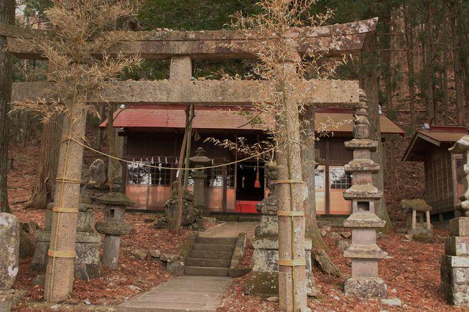 板室温泉神社の祭神は国造りの神様か、神が宿った板室の温泉か?
