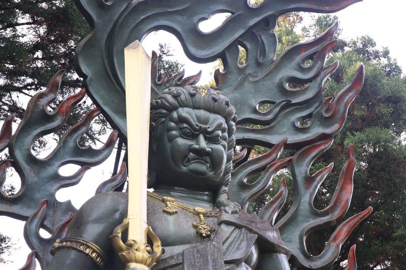天狗使いの里に立つ千古の霊場!栃木県「金剛山瑞峯寺」