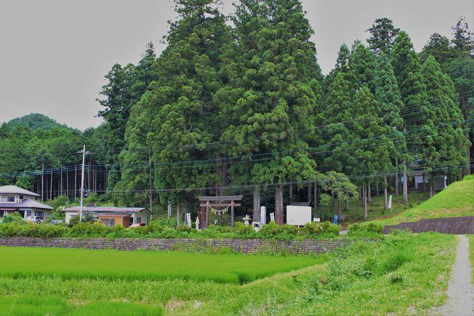 塩谷町はかつて日光北街道の宿場として栄えた街!北日光街道沿いに立つ岩戸別神社