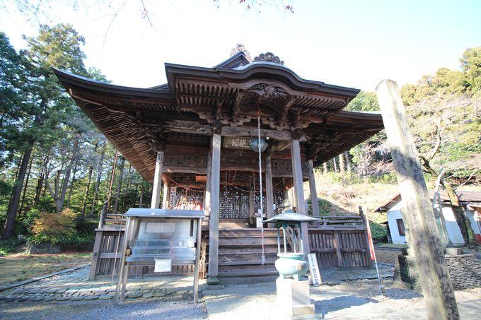 十一面千手千眼観音菩薩が御本尊!関東最古の山岳寺院・慈光寺