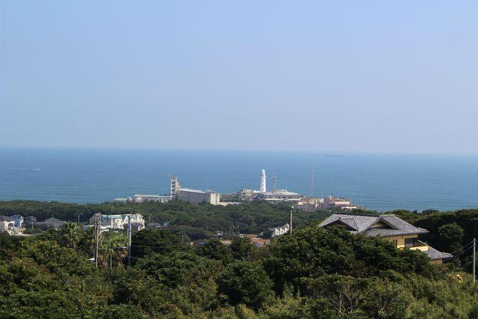 銚子半島で一番高い山から周辺を一望!地球が丸く見える丘展望館