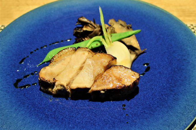 新潟と魚沼の食を堪能!夕食はプレミアム、フル、セミの3コース