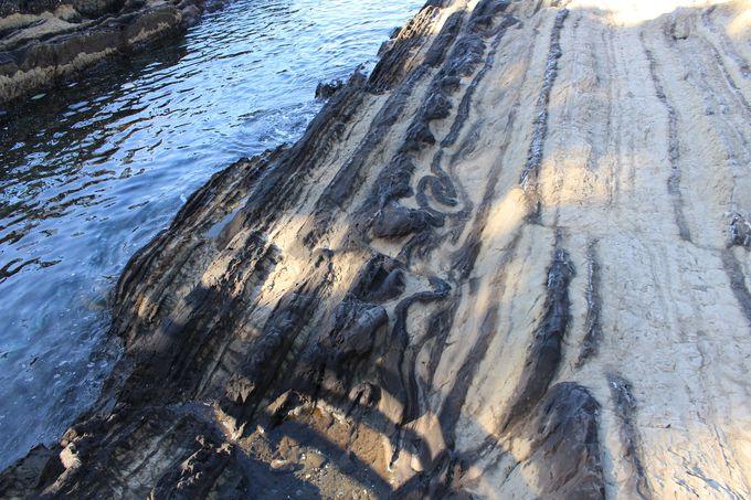 最西端の灘ケ崎と城ケ島灯台の長津呂崎!美しい海岸の城ケ島西南